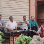 Kashgar-musicien ouïgoure