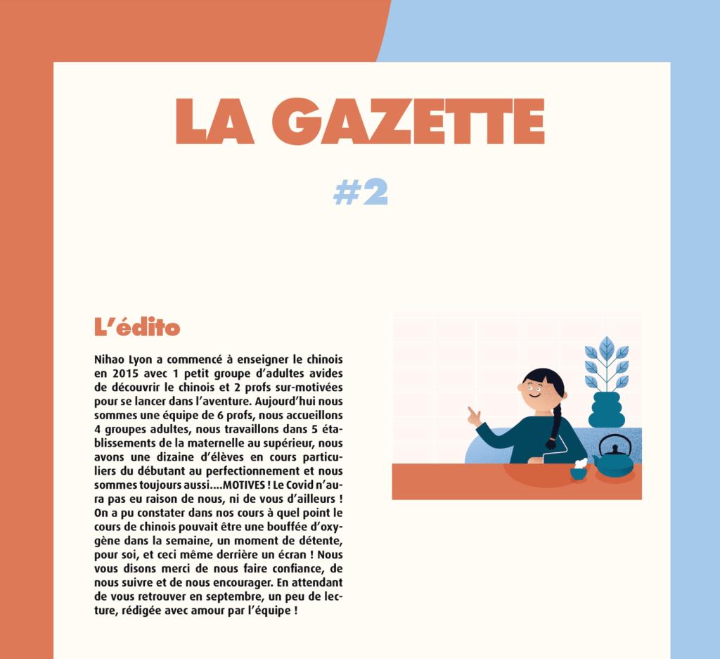 Gazette #2